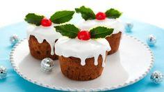 Weihnachts-Cupcakes (mit Rezept)