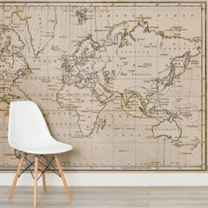 magnetic-curves-map-square-wall-murals