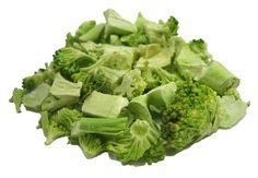 Freeze-Dried Broccoli