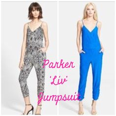 (BLOGPOST) I've rounded up my Nordstrom Clearance Sale Picks over on the blog. Loads of great styles on sale including this jumpsuit by Parker, featured in black on AskSuzaneBell! Click on photo to link in to this weekends post!