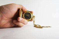 Vintage Pocket Watch Soviet Pocket Watch USSR Pocket Watch