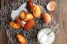 Coconut Butter Madeleines recette en français