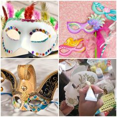 Create a mask for masquerade