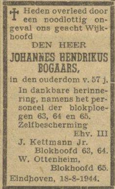 Eindhovens Dagblad 1944