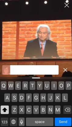 Jacquelyn Flowers ‏@JackieAFlowers  .@mrshoward118 on #Periscope: Making science popular with Michio Kaku. #notatiste #iste2016 https://www.periscope.tv/w/aj8hUzc5NDEwNjN8MXlvSk1MQkJ6WW9HUatLmbFE1WleP-d5FXgSqZFupqF3qnyzFw4-fajgKxR_ …