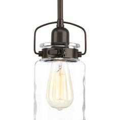Orlane 1-Light Mini Pendant