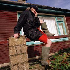 Alison Goldfrapp / Country Girls / Photo: Anna Fox