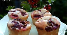 Muffins, Cheesecake, Food And Drink, Breakfast, Recipes, Morning Coffee, Muffin, Cheesecakes