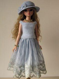 Ellowyne, OOAK Outfit for Ellowyne | by *evati* via eBay SOLD 2/2/14  $160.29