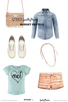 budget pastel girl g