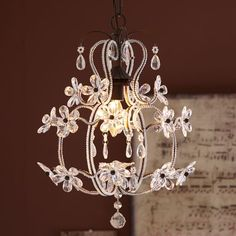 For Caroline  - Luce Chandelier | PBteen