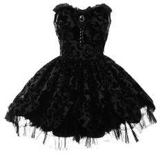 HELL BUNNY Mini DRESS Goth PETAL Petals Rose Black Ripleys Clothing, http://www.amazon.co.uk/dp/B00633F42C/ref=cm_sw_r_pi_dp_guxitb0VW7CY4