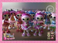 Magic Crafts: ★ Nuevo pedido niños y niñas Lalaloopsy Fofuchas ★