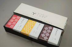 【スイーツ】ドルチェようかんワイキューブ(3種類セット) 120g×3種 2,160円(税160円)