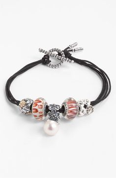 PANDORA Customizable Charm Bracelet  available at #Nordstrom