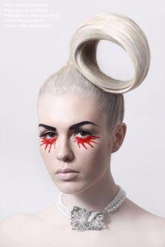50 lächerliche Haarschnitte #haare #graueshaar #frizure #kratke #frauen #plauku