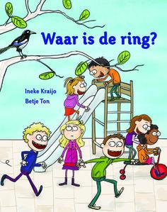 'Waar is de ring?' Juf gaat trouwen, maar dan wordt de ring gepikt door een gemene kraai. Krijgt ze hem nog op tijd terug?