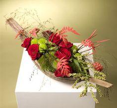 Sie kann auf viele Arten verarbeitet werden und ist besonders lange haltbar. Viele Chrysanthen und auch andere Blumen haben ein grünes Herz. Darum kann die Feeling Green so gut damit kombiniert werden.