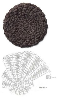 Exceptional Stitches Make a Crochet Hat Ideas. Extraordinary Stitches Make a Crochet Hat Ideas. Crochet Beret Pattern, Bonnet Crochet, Crochet Beanie Hat, Crochet Cap, Crochet Gloves, Crochet Baby Hats, Crochet Motif, Crochet Patterns, Diy Crafts Crochet