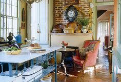 In the Kitchen: Big Easy Elegance