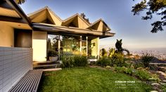 folded roof - Google Search