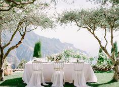 Amalfi Coast Wedding Ideas from Moda e Arte Workshop