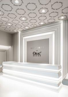 Elemento decorativo stucco decorativo soffitto parete Orac Decor G77 Lily Ulf Moritz LUXXUS