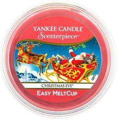Nuit de noel - Easy MeltCup - Cire parfumée Yankee Candle
