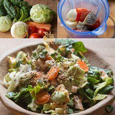 Kuchařka ze Svatojánu: Saláty