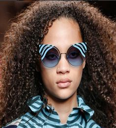 Fendi-Milan Fashion Week-Fall16. Facesunglasses