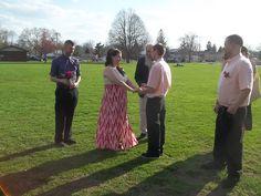 Branden and Cassie's wedding