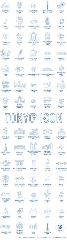 Tokyoiconのアイコン