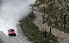 Dakar 2014 Rally – GWM HAVAL Stage 7