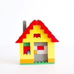 how to make a lego house easy