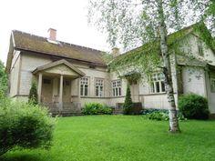 lovely old school house in Sastamala Finland