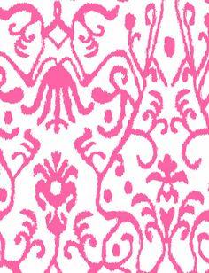 The Pink Pagoda: Sparrowsong Fabrics
