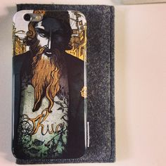 """"""" #TBT older illustration 'O.G.' Is my new iPhone 6 case from @nuvango #iphone6 #illustration #art"""" via http://instagram.com/p/t8k_1Aqv5O/"""