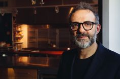 When the beguiling and brilliant Italian chef Massimo Bottura stopped by the SAVEUR offices last week to discuss his new book Never Trust a Skinny Italian Chef (Phaidon, 2014), the owner of Modena's famed Osteria Francescana restaurant regaled us with tales of feeding Lou Reed, rendering the loquacious talk show host Charlie Rose silent, and the lessons he learned growing up in northern Italy's Emilia-Romagna region.