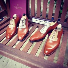 http://chicerman.com  ascotshoes:  Jamming it with me Vassterpiece and Saint Crispin. I Ascot Shoes is a British based shop specialising in hand made Vass Shoes. Email Sammy for advice on Sizing Fitting & Made To Order Prices.  Ascotshoes@outlook.com   Whatsapp: 447970164988  Vass MTO Prices from USD $695  #sartorial #menswear #shoegazing #shoeporn #killerheels #mensfashionreview #museumcalf #ascotshoes #classicshoes #cigarporn #englishshoes #mensfashion #rollsroyce #saintcrispin #watchporn…