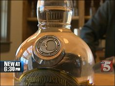 Short Mountain Distillery Starts 'Moonshine' Production.....I want this bottle.