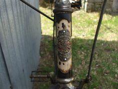 De Dion bouton Vintage bike