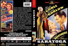 Carátula dvd: Saratoga (1937)
