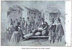 Professor Carmichael's Cabinet of Curiosities: The Ballad of Giles Corey: Salem's Stubborn Wretch
