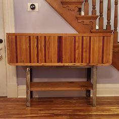 Industrial Sideboard Table (wth Bult-in Cabinet / Buffet)