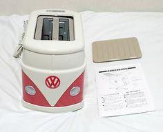 Original #Volkswagen Minibus #Toaster not for Sale VW RARE Japan New #eBay