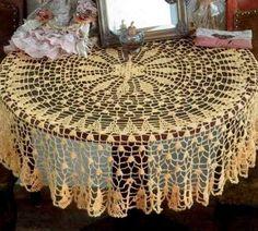 Como hacer manteles tejidos a crochet06