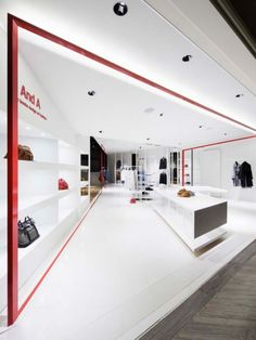 Retail Design | Store Interiors | Shop Design | Visual Merchandising | Retail Store Interior Design | And A Yokohama Shop - News - Frameweb