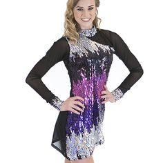 5cf3b5607bb8 Gia Mia Dancewear Sequin Luminous Dress. Mindy Larsen · Dance Costume Ideas