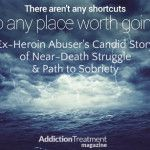 Ex-Heroin Abuser Tells Of His Near-Death Struggle & Path To Sobriety