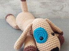 Häkelanleitung Hund